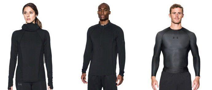 Under Armour Sale bei vente privee   z.B. Reactor Run Sweatshirt ab 39,90€ (statt 58€)
