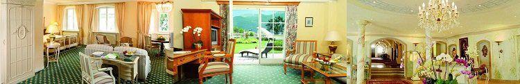 Reisegutschein für Hotel Residenz Heinz Winkler in Aschau   2 ÜN mit Halbpension, Sauna, Badewelt uvm. für 2 Personen für 499€