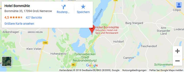 2 ÜN an der Mecklenburgische Seenplatte inkl. Frühstück & Spa ab 105€ p.P.