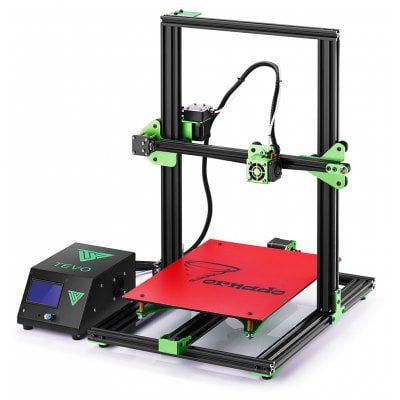 TEVO Tornado 3D Drucker (150mm/s) für 298,48€ (statt 420€)   Versand aus dem EU Lager!