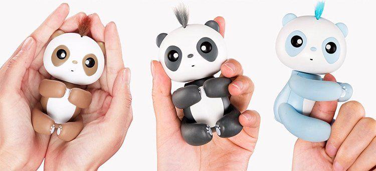 Interaktiver Panda   Tamagotchi 2.0 für 8,50€
