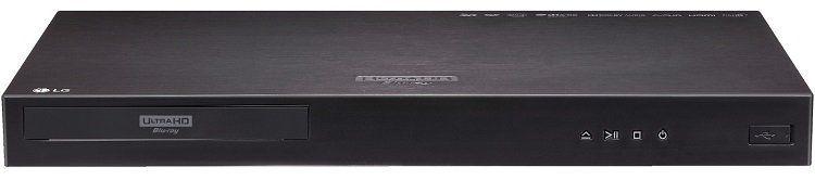 LG UP970   UHD Blu ray Player für 139€ (statt 159€)