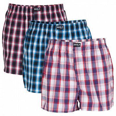 3er Set Daily Underwear Boxershorts für 17,99€ (statt 26€)
