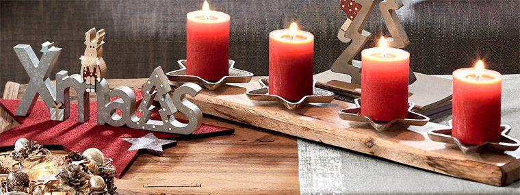 Ernstings Family mit 50% auf weihnachtliche Artikel bis Mitternacht