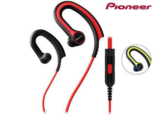 2x Pioneer Bass In Ear Kopfhörer SE E711T für 20,90€ (statt 38€)