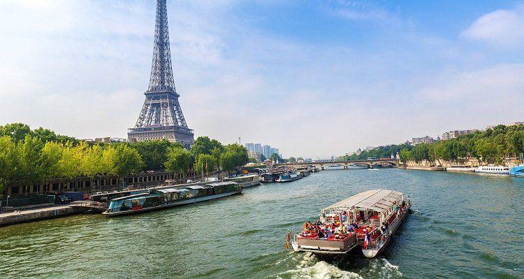 2   4 ÜN in Paris inkl. Frühstück und Schiffsrundfahrt auf der Seine ab 89€ p. P.
