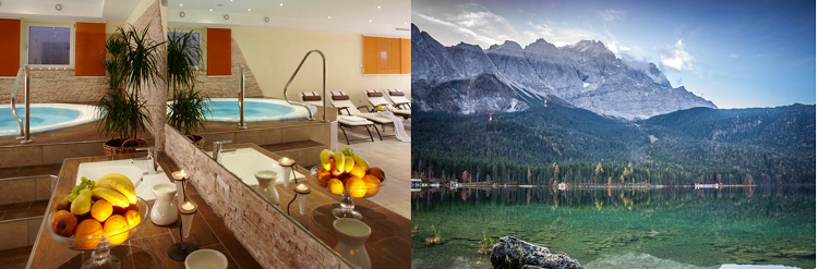 4 o. 7 ÜN im 4* Hotel in Tirol inkl. Halbpension, Wellness, Thermeneintritt ab 229€ p.P.