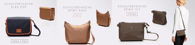Bogner Taschen im OneDay Sale bei Vente Privee   z.B. Schultertasche Elba Eve ab 56,90€ (statt 79€)