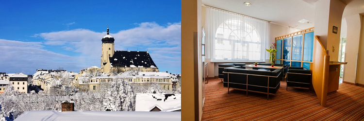 3, 4 o. 7 ÜN im 4* Hotel im Erzgebirge inkl. Ultra All Inclusive, Wellness & Gästekarte ab 149€ p.P.
