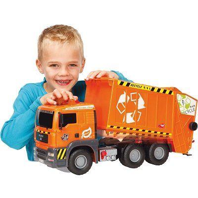 DICKIE TOYS Müllwagen für 22,94€ (statt 34€)
