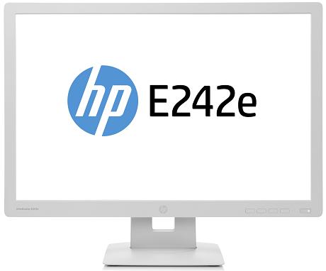 HP EliteDisplay E242e   24 WUXGA Monitor mit Pivot Funktion für 185€ (statt 225€)