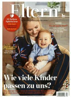 Jahresabo der Zeitschrift Eltern für 54€ inkl. 40€ Gutschein
