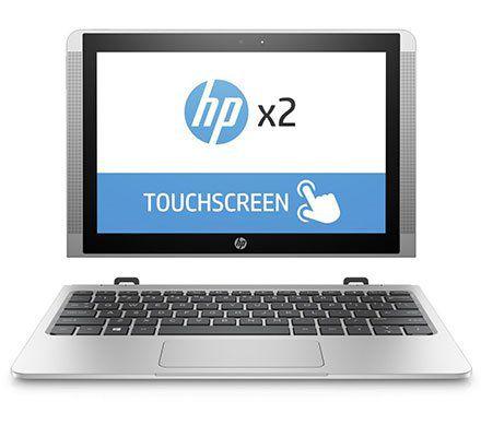 HP x2 210 G2 (L5H44EA)   10 Detachable Touch Notebook mit 4GB RAM, 128GB eMMC & Win10 Pro für 345€ + 50€ Cashback (statt 385€)