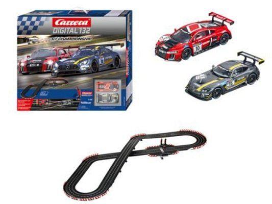Carrera Digital 132 GT Championship für 199€ (statt 300€)