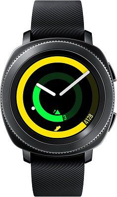 Samsung Gear Sport R600 Smartwatch für 199€ (statt 213€)