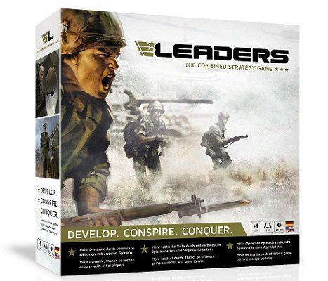 LEADERS   the Combined Strategy Game ab 16,40€ (statt 37€)