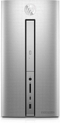 HP Pavilion 570 p063ng  – Desktop PC mit 3,5 GHz und 1.128 GB Hybrid für 349€ (statt 400€)