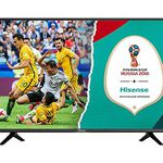 Hisense H50NEC5205 – 50″ Fernseher (Ultra HD, Triple Tuner, Smart-TV) für 379€ (statt 440€)