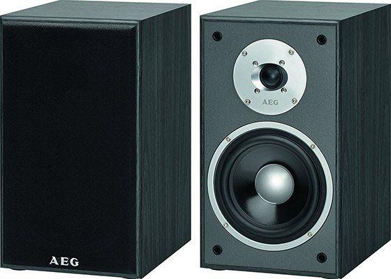 AEG LB 4720 Regal Lautsprecherboxen für 54,98€ (statt 73€)