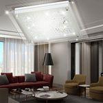 WOFI LED-Deckenleuchte mit 15 Watt und (warmweiß) für 19,90€ (statt 29€)