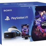 PlayStation VR Brille + Playstation 4 Kamera + VR Worlds für 284€ (statt 319€)