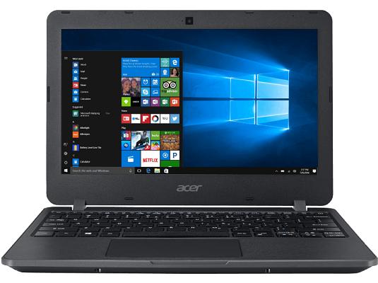 ACER TravelMate B1 (B117 M P7VH)   11,6 Zoll Netbook mit 64 GB eMMC Speicher für 249€ (statt 304€)
