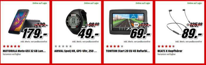 Media Markt Adventskalender Tag2: z.B. PHILIPS RQ 1175 Series 7000 Senso Touch Rasierer statt 119€ für 79€