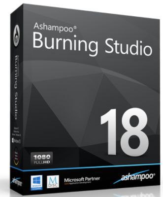 Ashampoo Burning Studio 2018 gratis