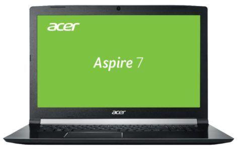 ACER Aspire 7   17,3 Zoll Gaming Notebook mit i7, GeForce 1050 und XBox Wireless Controller statt 1.258€ für 999€