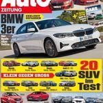 Auto Zeitung Jahresabo (25 Ausgaben) für 83,75€ inkl. 85€ BestChoice Gutschein