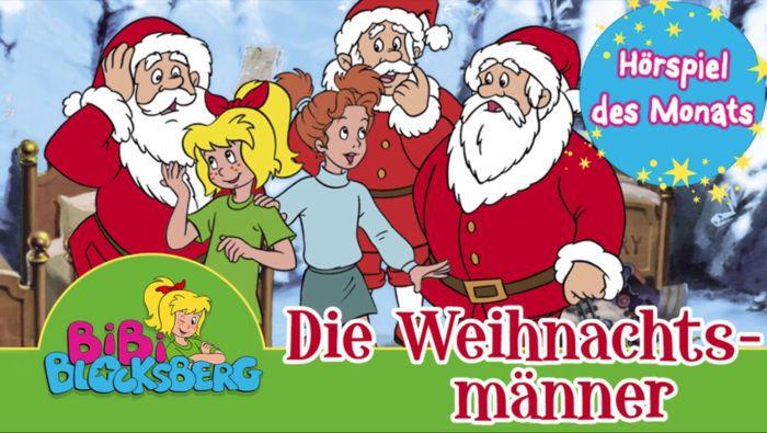 Bibi Blocksberg und die Weihnachtsmänner (Hörspiel) kostenlos