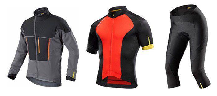 Mavic Radsport Kleidung bei vente privee   z.B. Rennradschuhe Endurance Ksyrium Elite für 59,90€ (statt 90€)