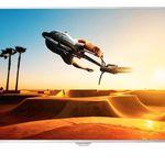 Philips 49PUS7272 – 49 Zoll 4K Fernseher mit 3-seitigem Ambilight ab 899€ (statt 971€) + gratis Philips Hue Go