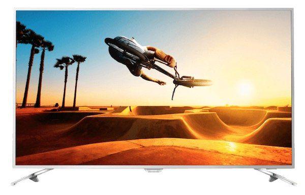 Philips 49PUS7272   49 Zoll 4K Fernseher mit 3 seitigem Ambilight für 499€ (statt 759€)
