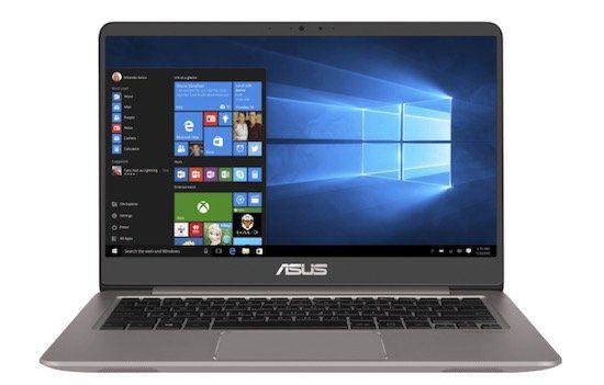 Asus UX3410UQ GV132T   14 Zoll Notebook mit 512GB + GeForce 940MX für 777€ (statt 899€)