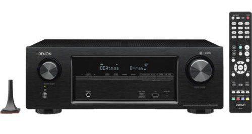 Denon X1400H 4k AV Receiver mit Dolby Atmos für 333€ (statt 375€)