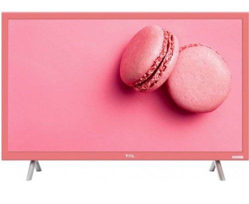 TCL H24E4455   24 Zoll Fernseher in Rosa für 99,90€ (statt 174€)