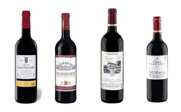 LIDL: 30% Rabatt auf Bordeaux Weine + ab 30€ versandkostenfrei bis Mitternacht