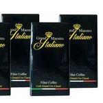 3kg Grand Maestro Italiano Kaffee (gemahlen) für 31,94€ + gratis Kaffee-Clip