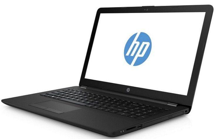 HP 15 bs027ng mit 1,6GHz, 128GB SSD, 4GB RAM & FreeDOS Notebook für 204,99€