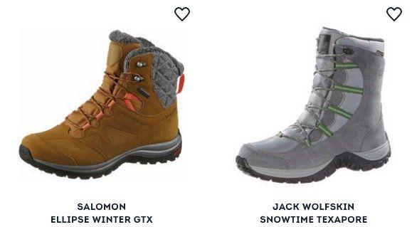Nur heute! 15% auf Winterstiefel & Boots bei SportScheck   z.B. Jack Wolfskin Snowtime Texapore für 80,41€ (statt 90€)
