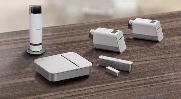 Knaller! Bosch Smart Home Produkte mit 100€ Sofort Rabatt + Gutschein   z.B. Home Controller für 79,95€ (statt 150€)