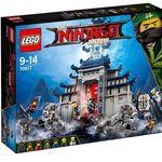 The Lego Ninjago Movie – ultimatives Tempel-Versteck für 64,89€