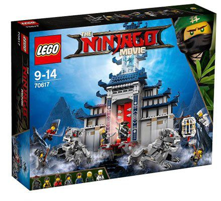 The Lego Ninjago Movie   ultimatives Tempel Versteck für 55,98€ (statt 68€)