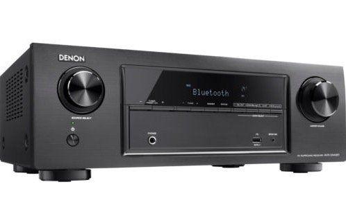 Denon AVR X540BT   4K 5.2 AV Receiver mit Bluetooth ab 184,90€ (statt 214€)