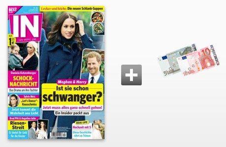 13 Ausgaben IN   Das STAR & STYLE Magazin für 19,50€ + 15€ Verrechnungsscheck