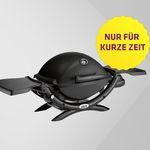 Gratis Weber Grill Q1200 Black Line (Wert 259€) bei lifestrom smart Abschluss mit mind. 1.000 kWh