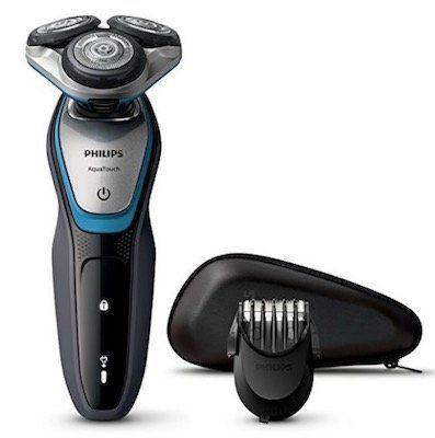 Philips AquatTouch S5400/01 Rasierer für 73,96€ (statt 97€)