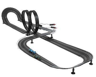 Carrera Autorennbahn Speed Racers für 34,94€