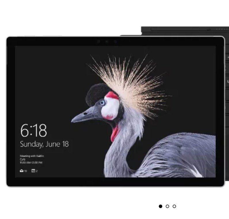 Microsoft Surface Pro (2017) + Type Cover für 849€ (statt 1.060€)